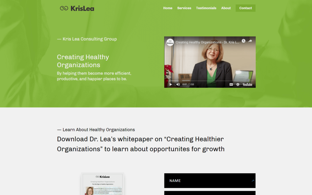 Kris Lea Consulting Group