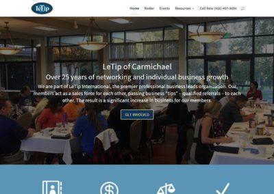 LeTip of Carmichael